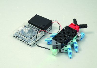 3.LEDホタルライトの制御
