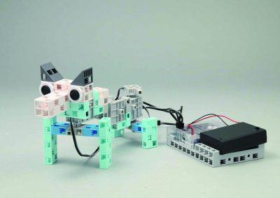 8.犬型歩行ロボットの研究